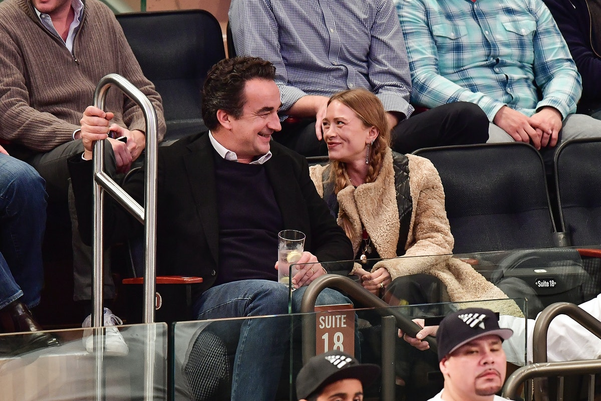 Mary-Kate Olsen's dating history includes Olivier Sarkozy.