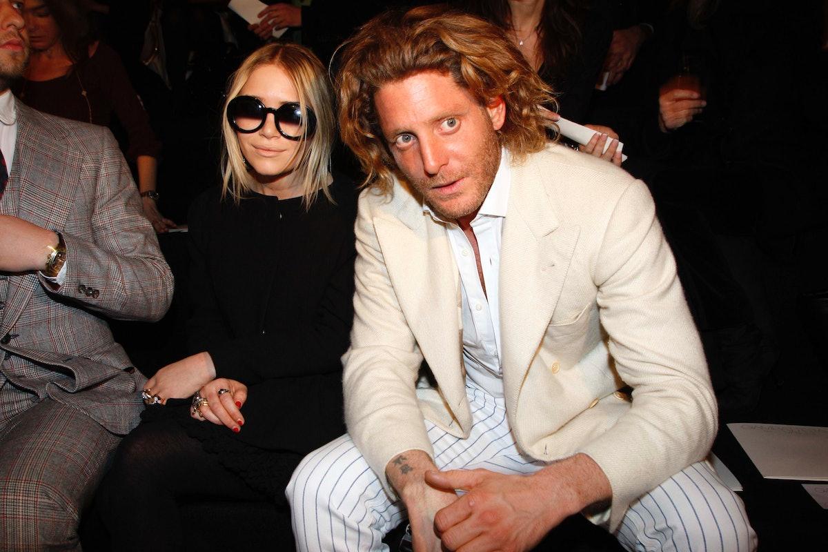 Mary-Kate Olsen's dating history includes Lapo Elkann.