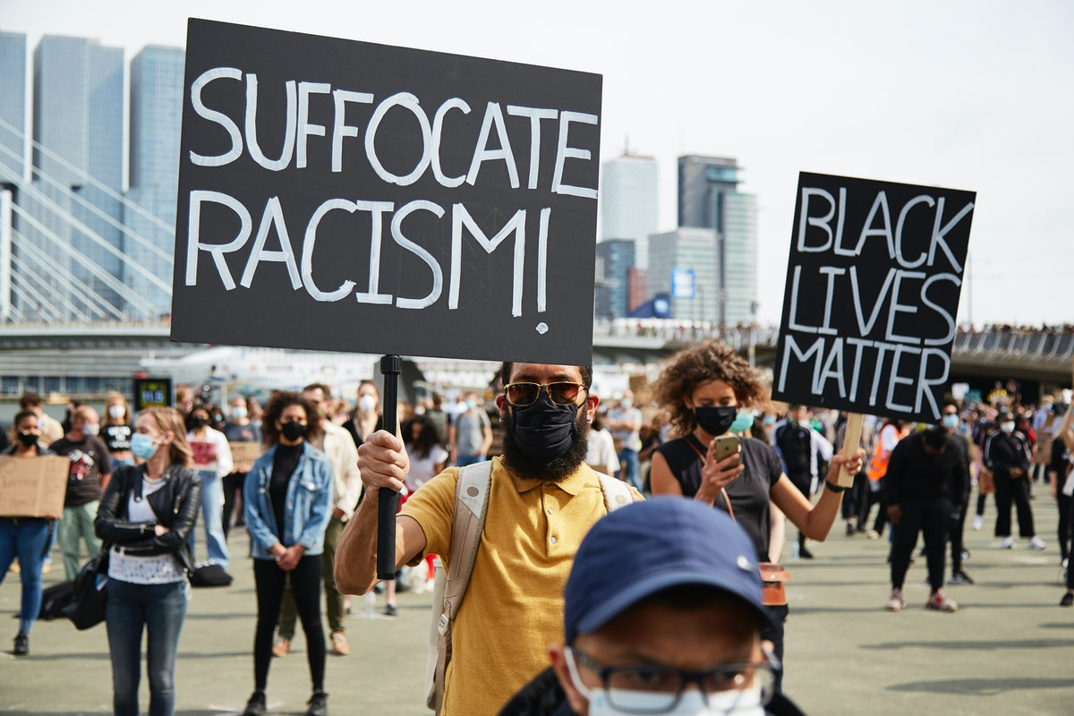 What is anti-racism? Here's what you need to know.