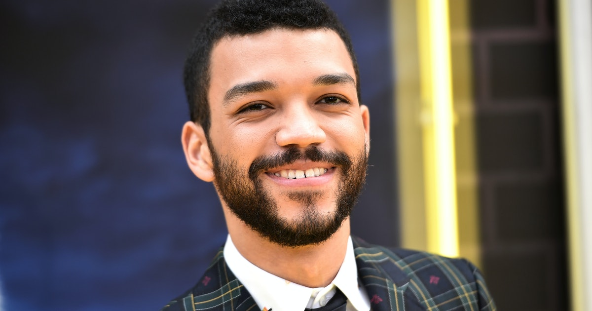 Justice Smith Came Out As Queer & Spoke Up About Intersectionality In Black Lives Matter