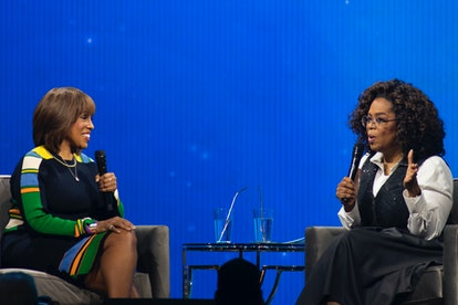Oprah is a visionary Aquarius, while Gayle is a pragmatic and hardworking Capricorn, who brings a gr...