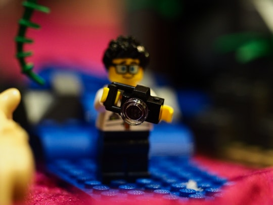 LEGO is not pulling police sets off the shelves.