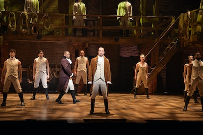 'Hamilton' is important for kids to see because of the diversity and rich history.