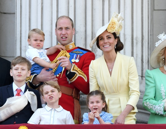kate middleton, prince william, prince george, princess charlotte, prince louis