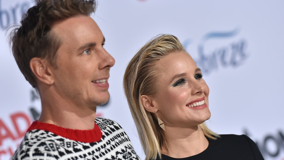 """Kristen Bell and Dax Shepard opened up about potty training their 5-year-old in an interview with """"Today's Parent."""""""