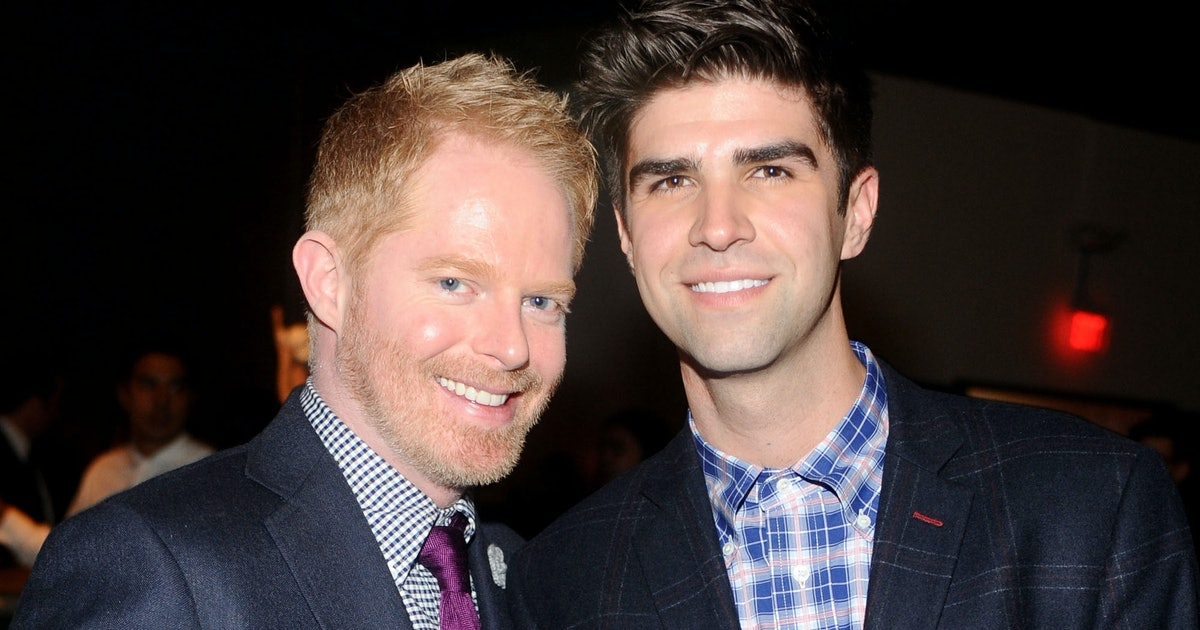 Jesse Tyler Ferguson Is Officially A Dad & Welcomed His First Child With Justin Mitka
