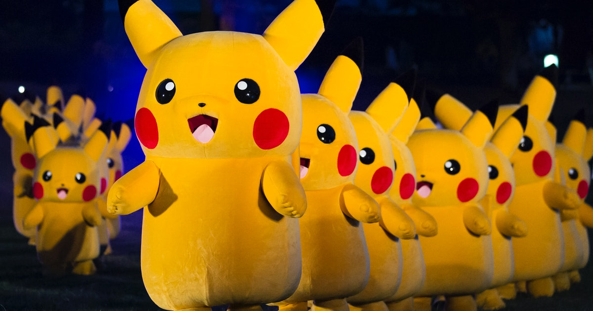 Pikachu was almost a tiger with huge breasts in America