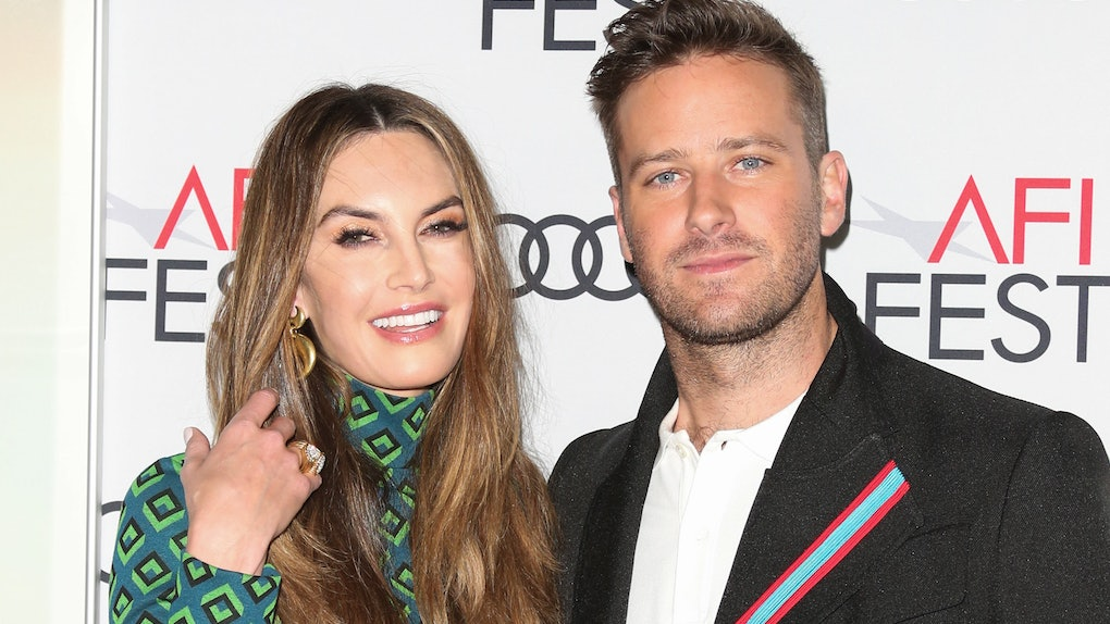Armie Hammer's Instagram about his divorce is so surprising.