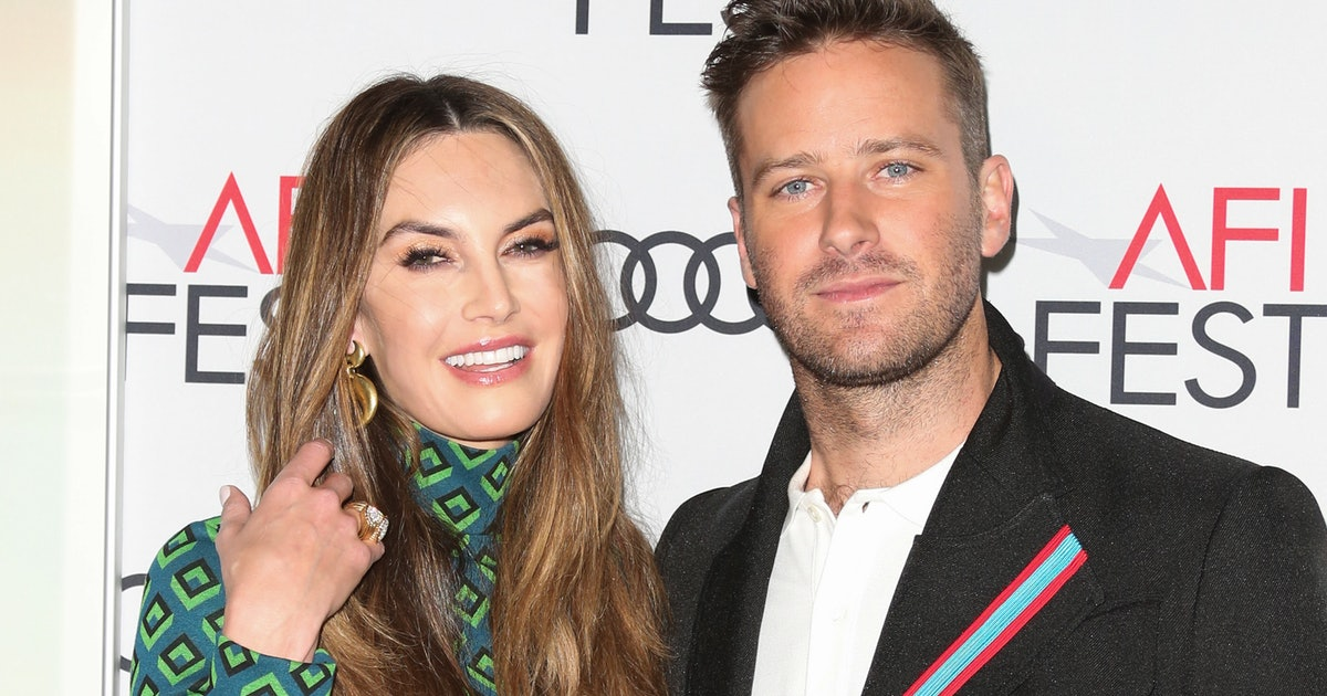 Armie Hammer & Elizabeth Chambers Are Divorcing & They Posted A Statement