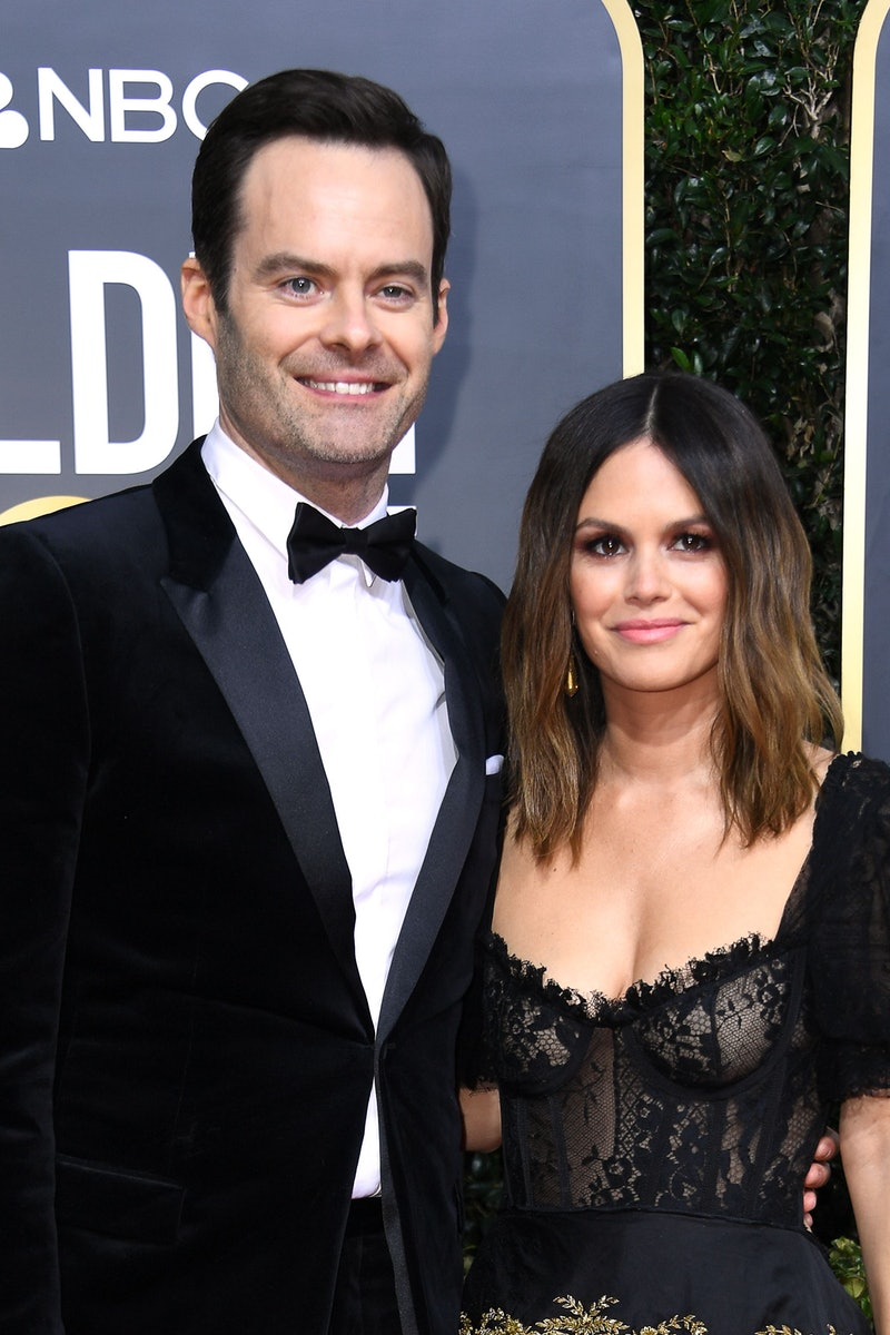 Bill Hader and Rachel Bilson reportedly split.