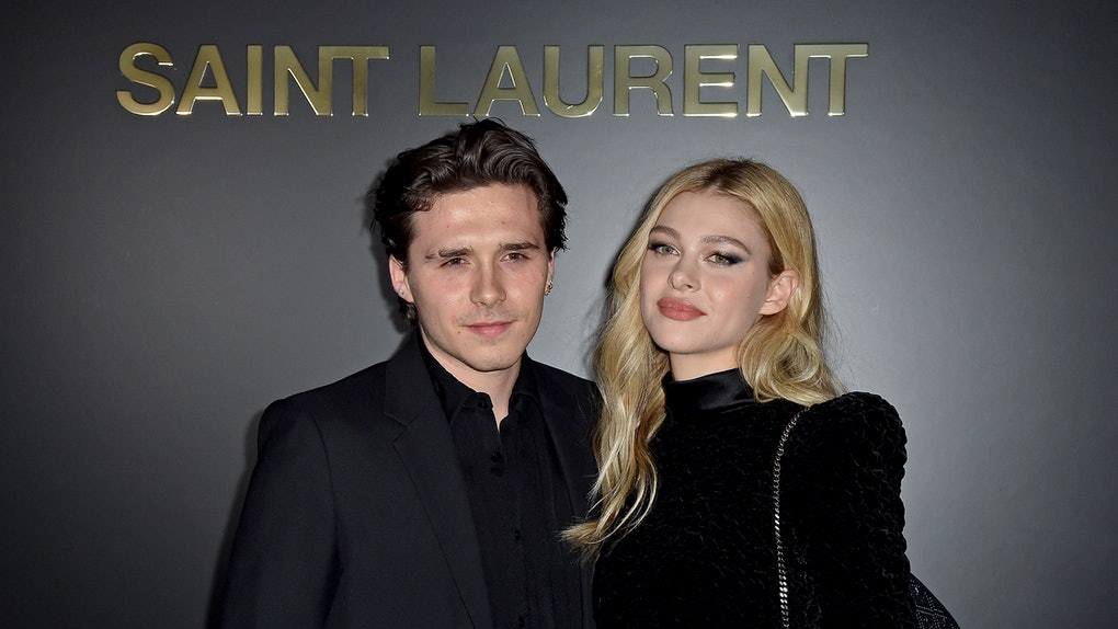 Brooklyn Beckham and Nicola Peltz's engagement announcement is so sweet.