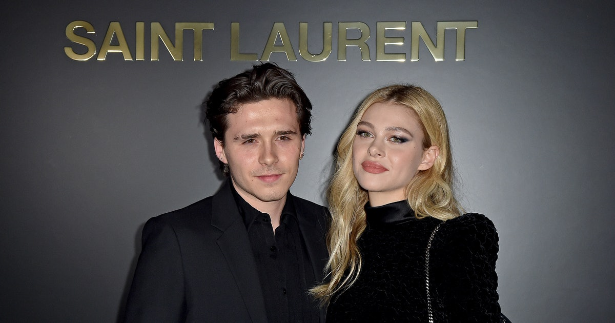 Brooklyn Beckham Proposed To Nicola Peltz & The Engagement Ring Is Stunning