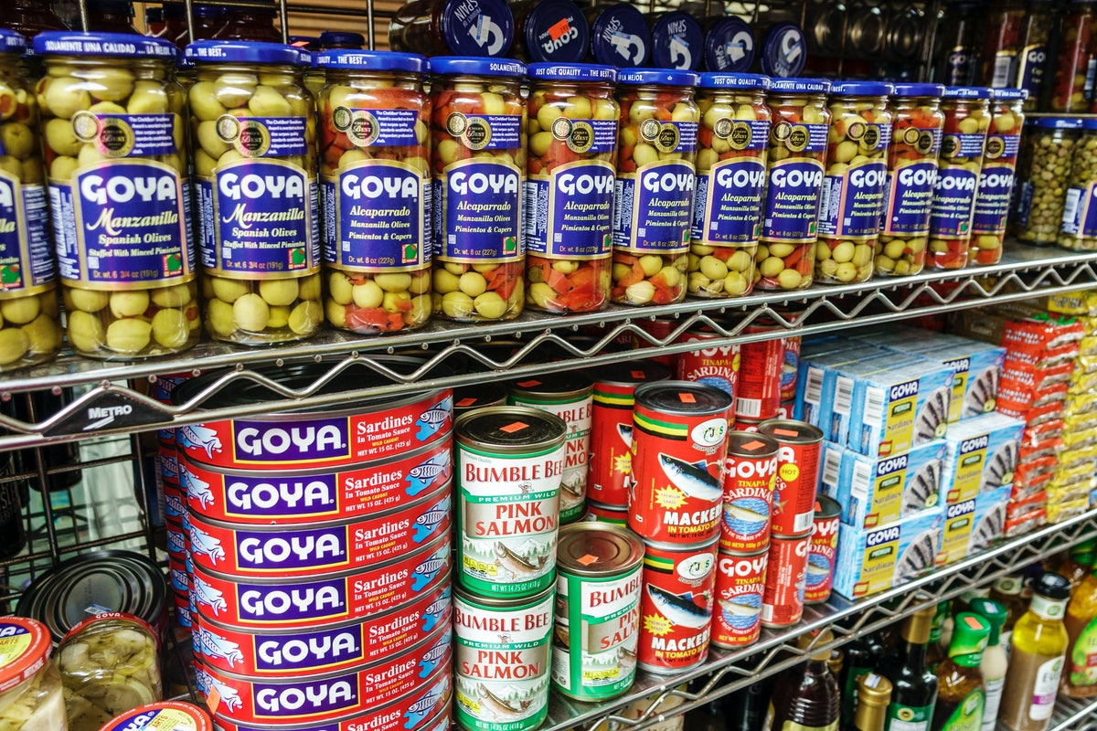 Here's why Chrissy Teigen is boycotting Goya Foods, along with several others