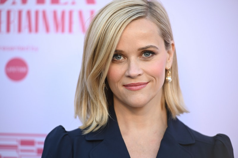 Reese Witherspoon invented a TikTok dance to celebrate her son's song.