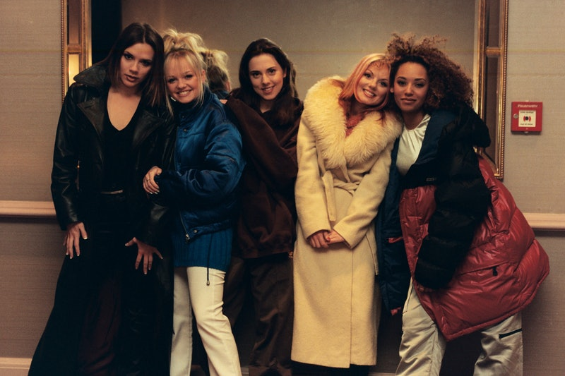 The Spice Girls Has A Socially Distant Reunion
