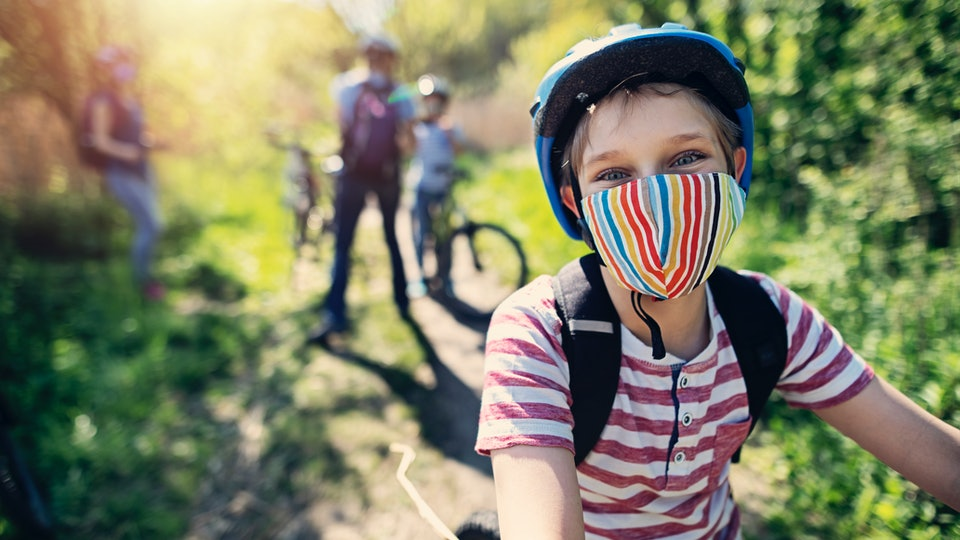 These fun kids face masks from Etsy are ones kids will actually want to wear.