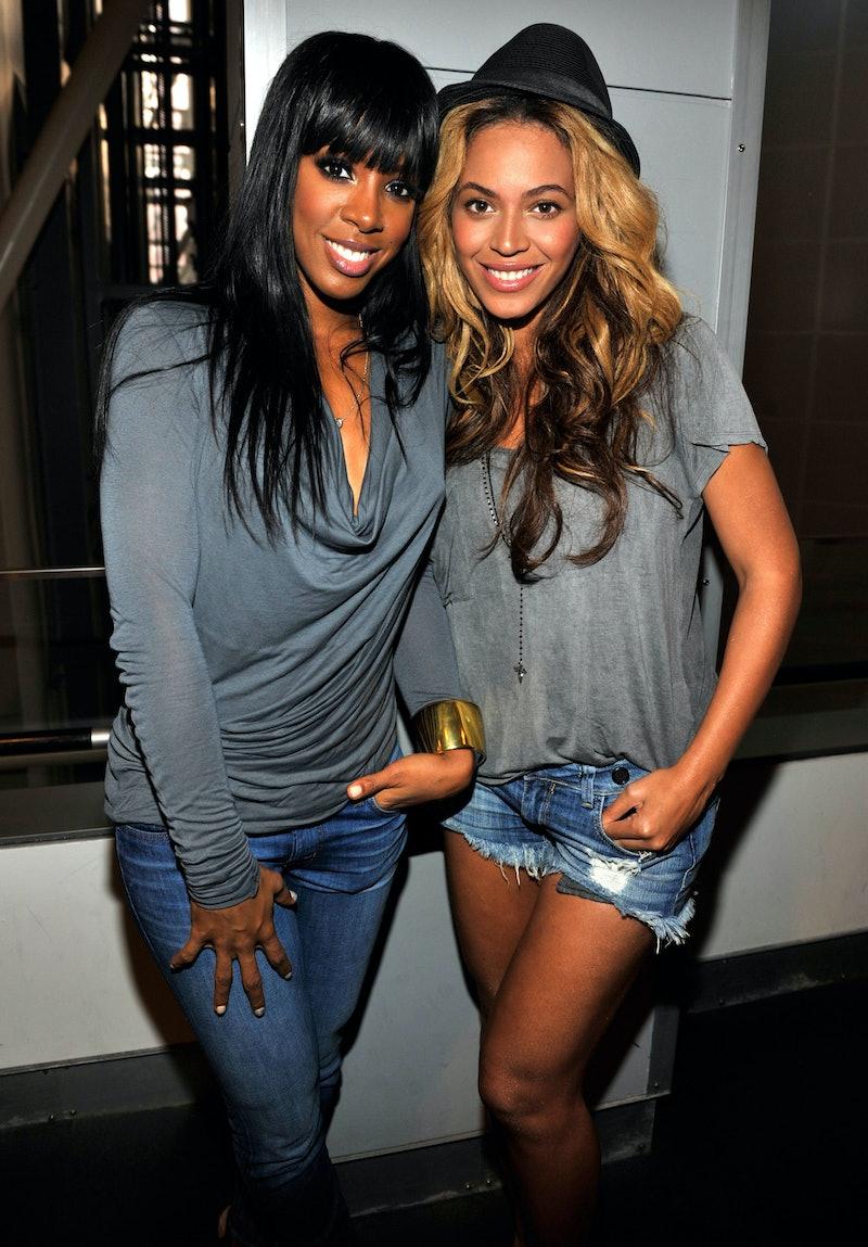 Kelly Rowland on those Beyoncé comparisons