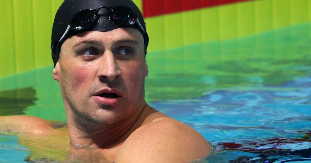 Everything That's Happened To Ryan Lochte Since His Olympic Scandal