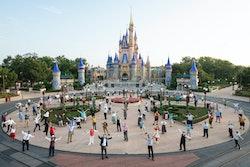 Disney World reopens after coronavirus shutdowns.