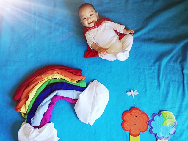 These baby names are associated with happiness
