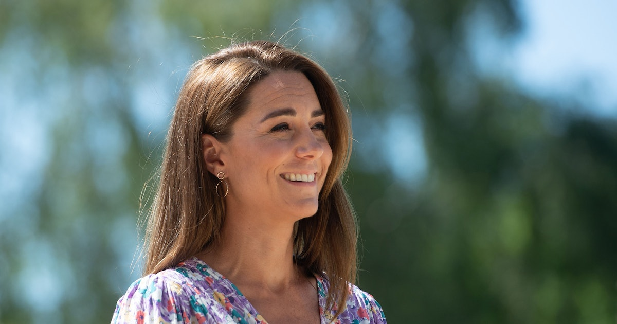kate middleton s new bronde hair color is about as light as it s ever been kate middleton s new bronde hair color