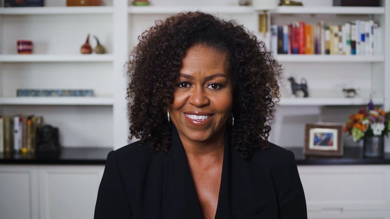 Michelle Obama announces Spotify podcast about relationships.