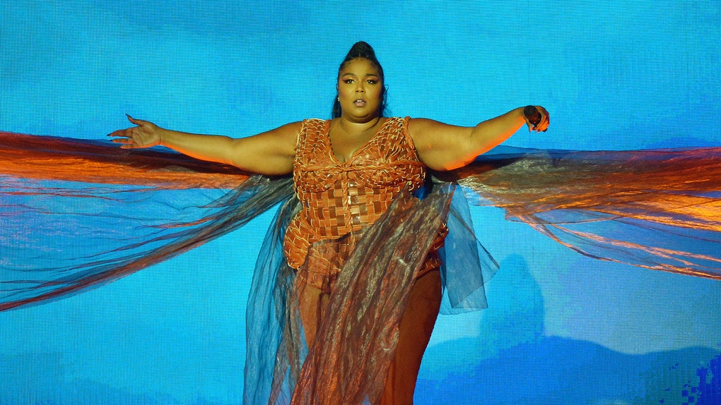 I Tried Lizzo's Workout Moves From TikTok