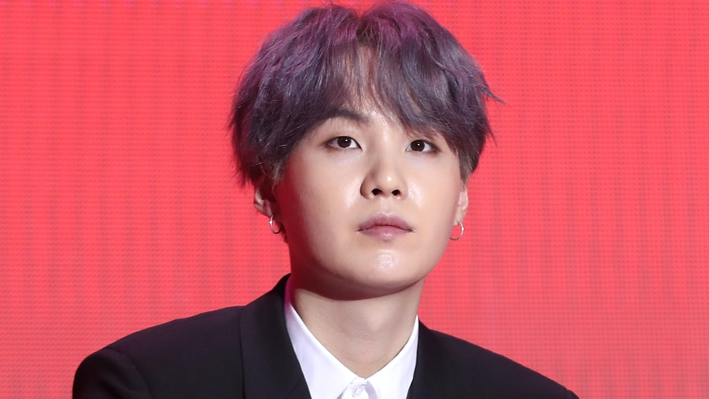 Is BTS' Suga Collaborating With Logic? ARMYs Are Convinced They're Dropping A Song.
