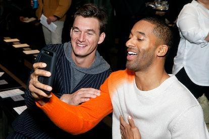 Matt James & Tyler Cameron are close friends