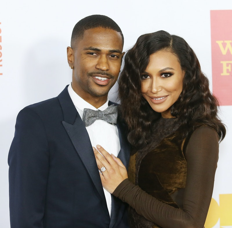 Big Sean shared tribute to Naya Rivera