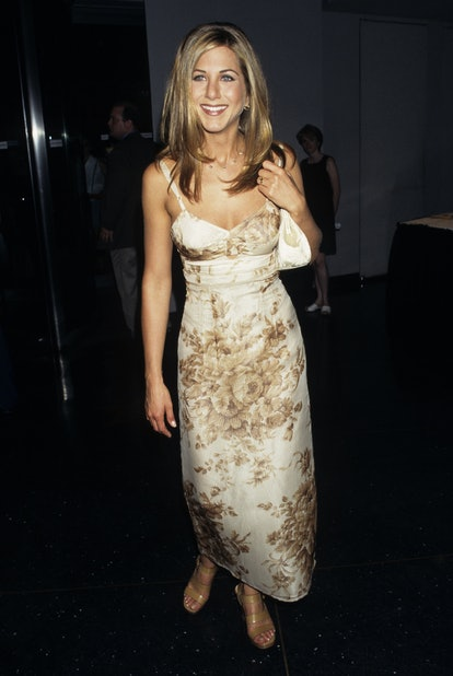 Jennifer Aniston at the 1997 premiere of 'Picture Perfect.'
