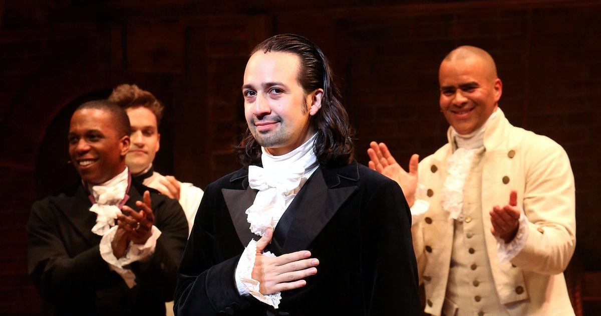 Everything You Need To Know About The 'Hamilton' Cast Watch Party On Twitter