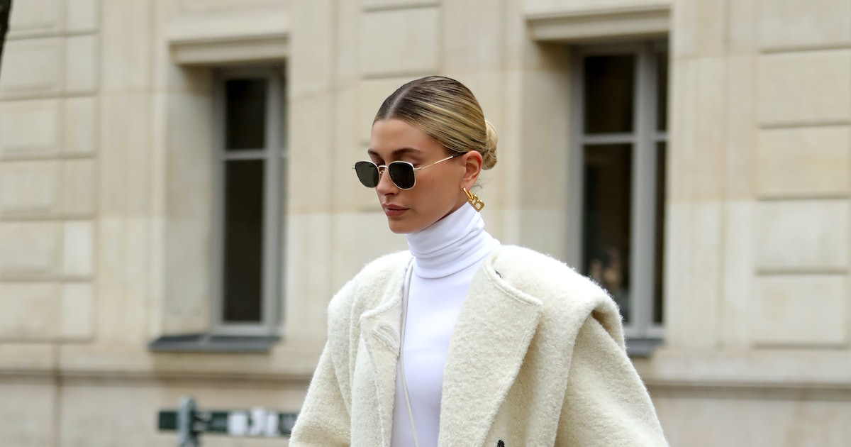 Hailey Baldwin's Favorite Boots Are 30% Off At Net-A-Porter Right Now