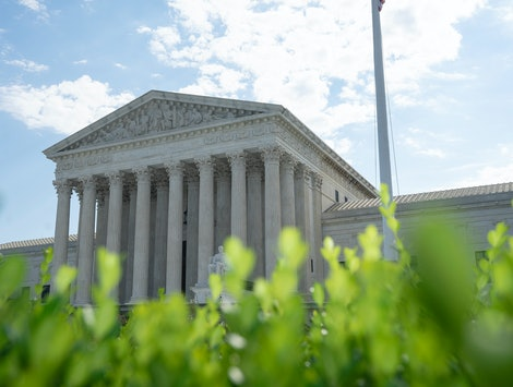 The supreme court. The Impact Of SCOTUS' LGBTQ Discrimination Ruling.