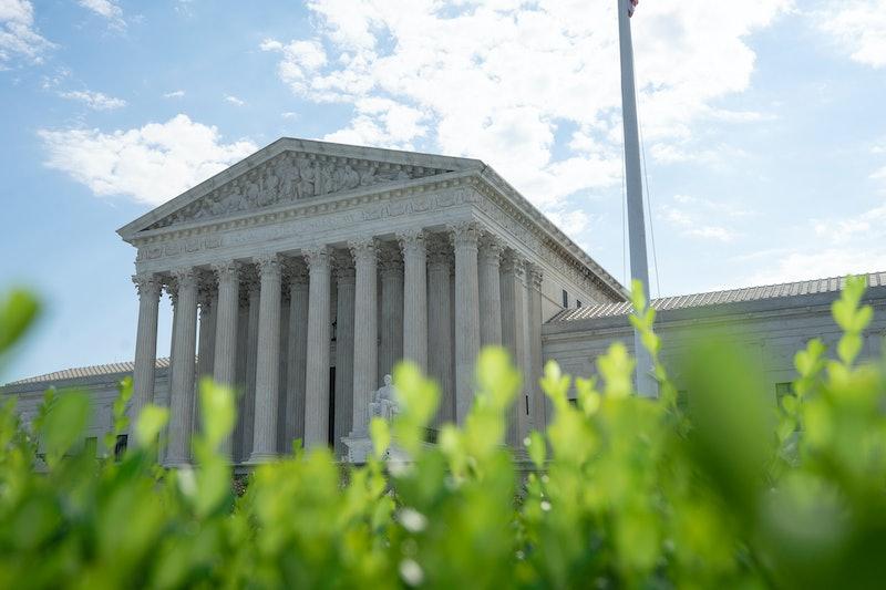The supreme court. The Impact Of SCOTUS' LGBTQ Discrimination Ruling.