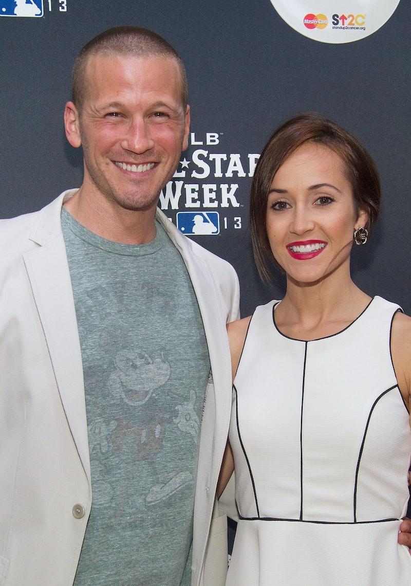 Ashley Hebert and her husband JP Rosenbaum now.