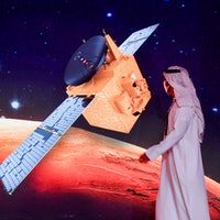Mars city: UAE launches probe that could help with future human settlements