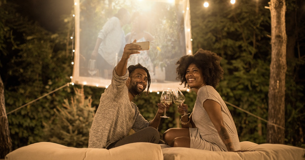 40 Instagram Captions For Outdoor Movie Nights & Getting ...