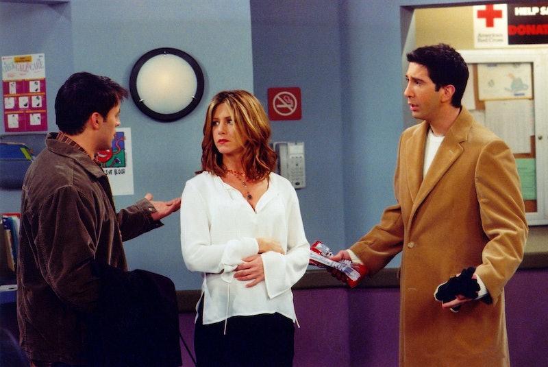 David Schwimmer Is Still Arguing Whether Ross & Rachel Were On A Break