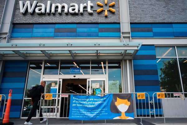 Walmart will close its stores on Thanksgiving 2020 in response to the coronavirus pandemic.
