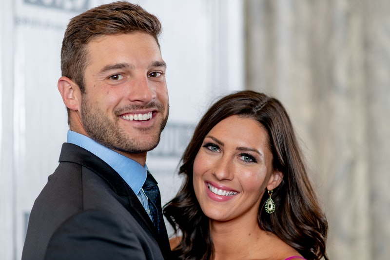 Becca Kufrin Defended Her Relationship With Garrett On Instagram
