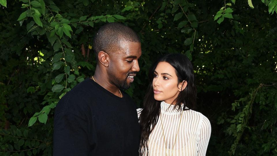 Kim Kardashian responded to Kanye West's recent Twitter outbursts.