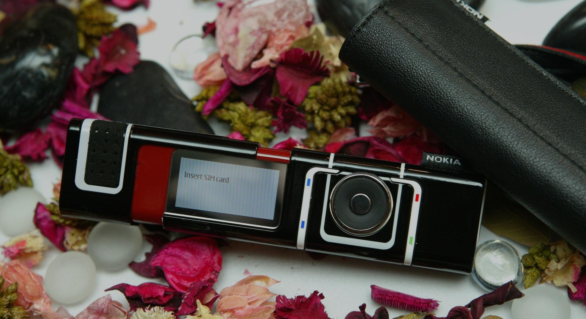 The Nokia.