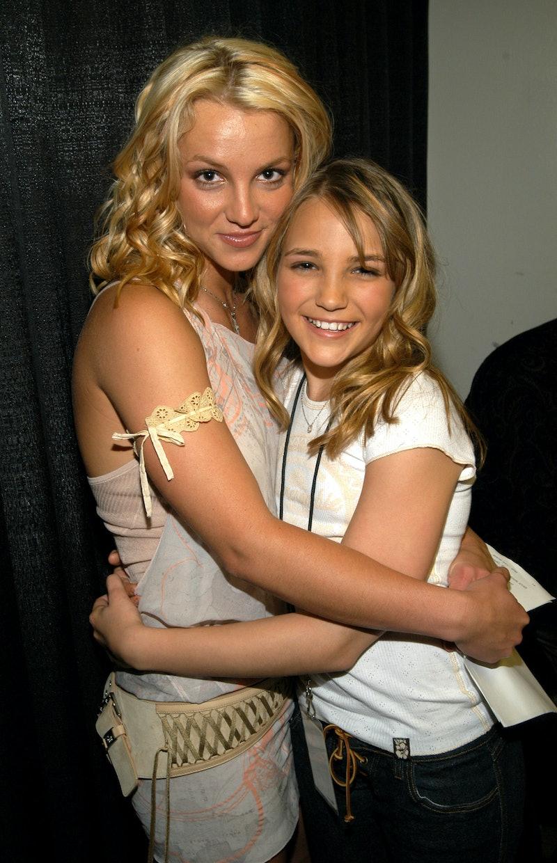 Jamie Lynn Spears defends Britney Spears