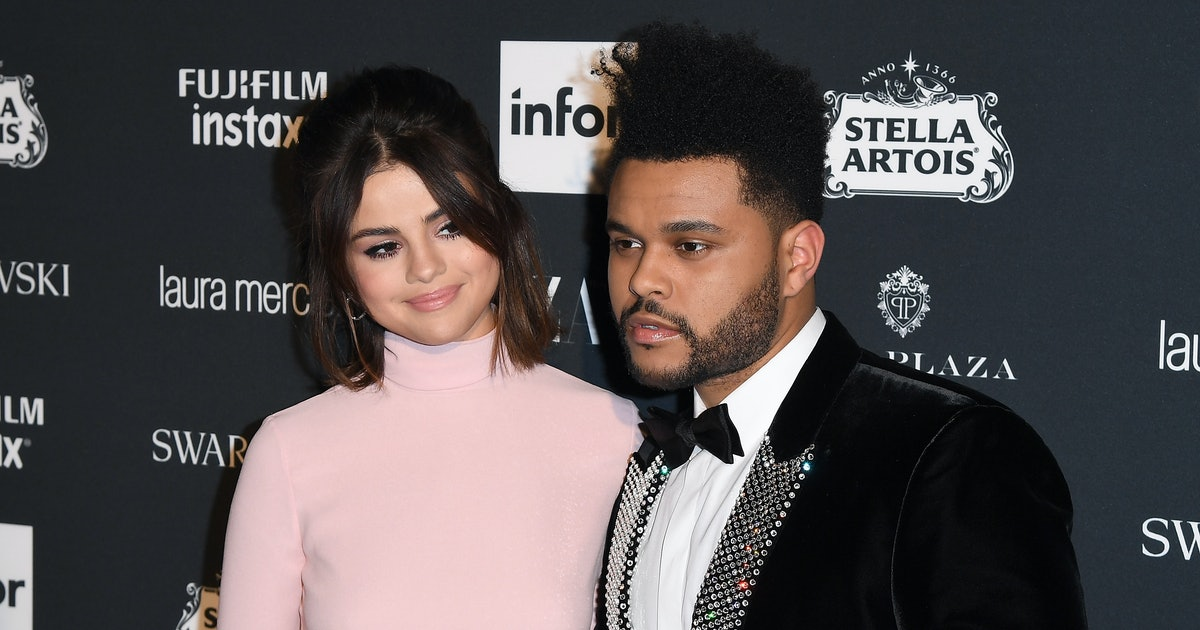 Uh, Fans Think The Weeknd Just Sneakily Wished Selena Happy B-Day