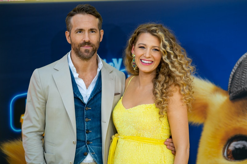 Ryan Reynolds and Blake Lively just trolled each other about having another baby.