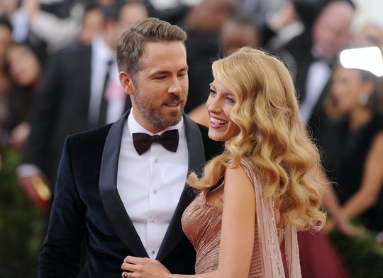 Ryan Reynolds had a hilarious response to Blake Lively's pregnancy comment.