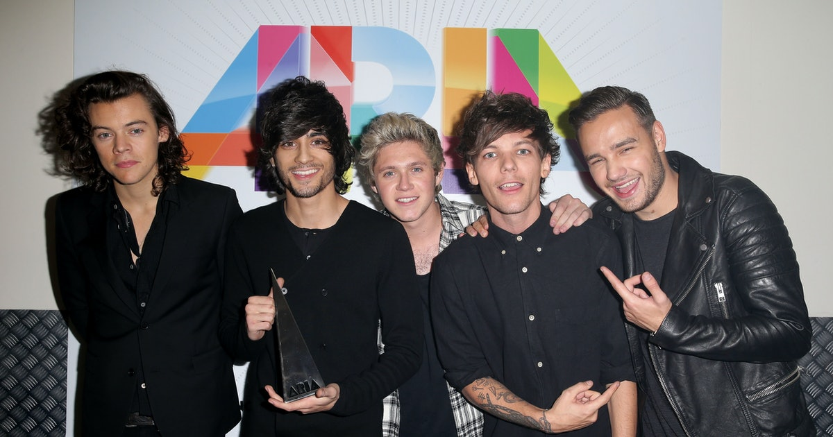 One Direction Broke The Internet With Their 10 Year Anniversary Celebration