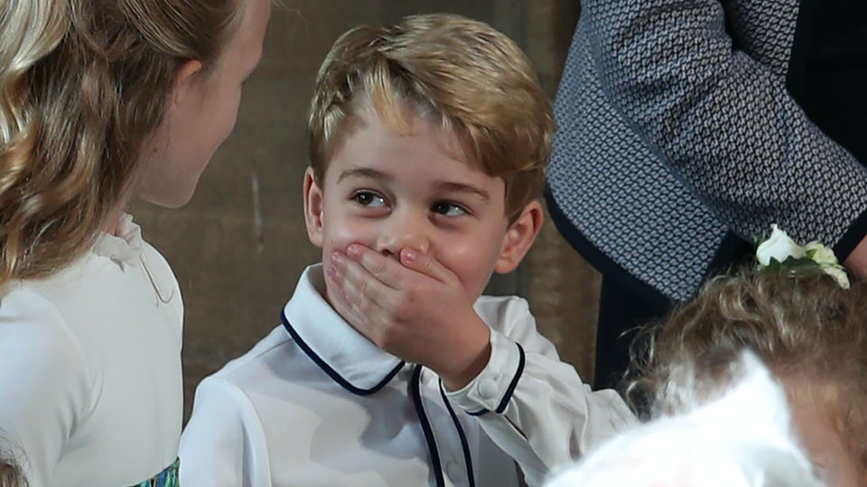 Kate Middleton is a laidback royal mom.