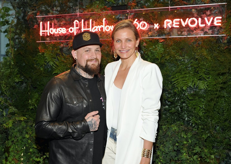 Cameron Diaz Reveals Benji Madden Already Writes Songs For Their Daughter
